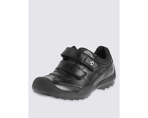 Kids' Leather School Shoes Now In Extra Widths & Half Sizes