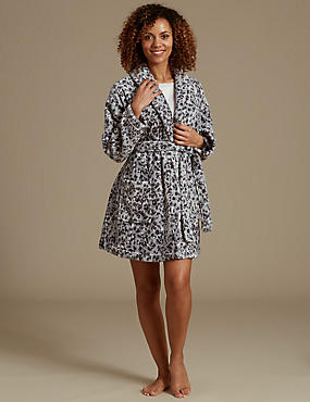 Shimmer Dressing Gown & Nightdress Set