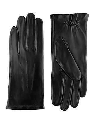 Leather Gloves Clothing