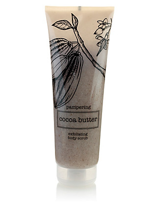 Cocoa Butter Body Scrub 250ml Home