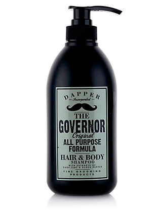 The Governor Hair & Body Shampoo 690ml Home