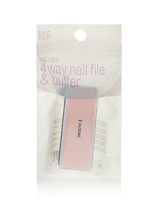 4 Way Nail Buffer Home