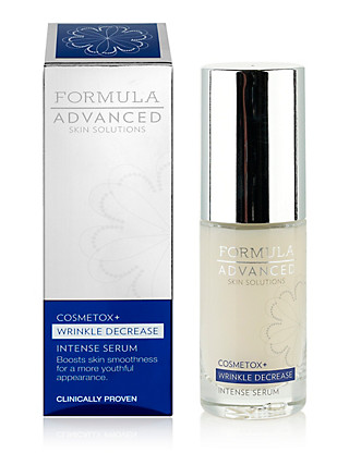 Cosmetox + Wrinkle Decrease Intense Serum 30ml Home