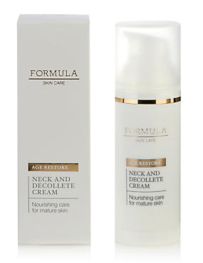 Age Restore Neck & Decollete Cream 50ml