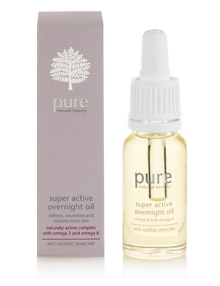 Anti-Ageing Super Active Overnight Oil 12ml Home