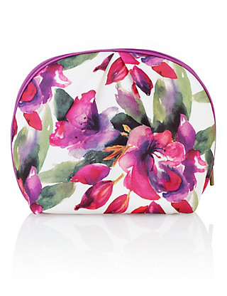Watercolour Washbag Home