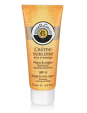 Bois D'Orange Hand & Nail Cream 75ml
