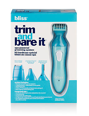 Trim & Bare It™ Grooming System