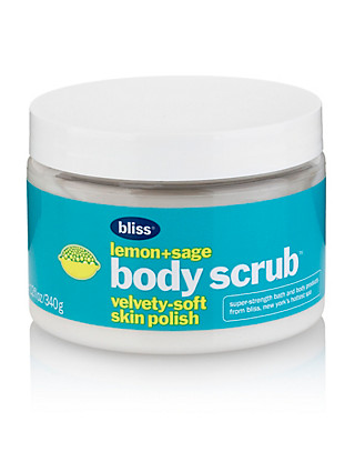 Lemon+Sage Body Scrub 340g Home