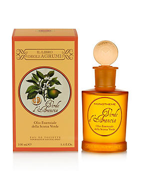 Book of Citruses Verde d'Arancia Eau de Toilette 100ml