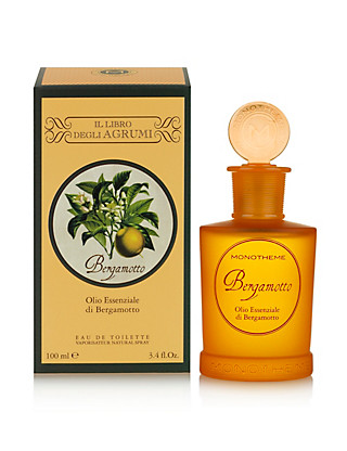 Book of Citruses Bergamotto Eau de Toilette 100ml Home