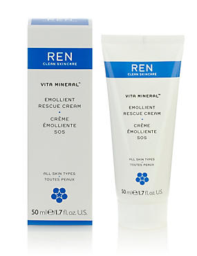 Vita Mineral Emollient Rescue Cream 50ml
