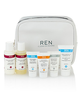 Clean Skincare Discovery Kit Home