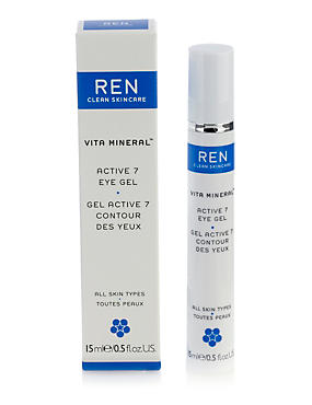 Vita Mineral™ Active 7 Eye Gel 15ml