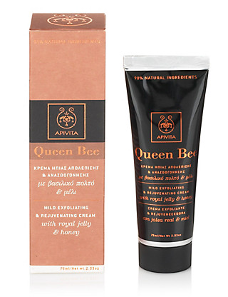 Queen Bee Exfoliating Cream 75ml Home