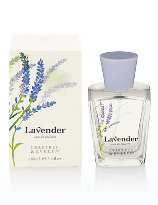Lavender Eau de Toilette 100ml Home
