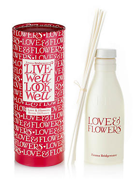 Love & Flowers Room Diffuser 200ml