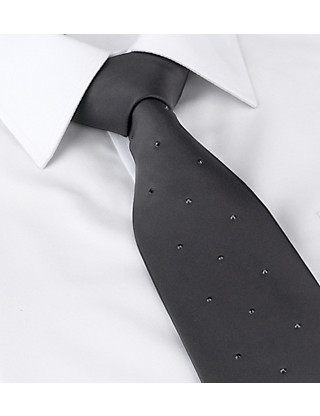 Silk Evening Tie with SWAROVSKI® ELEMENTS Clothing