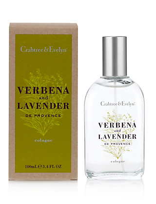 Verbena & Lavender Cologne 100ml Home