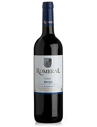 Romeral Rioja Crianza - Case of 6 Wine