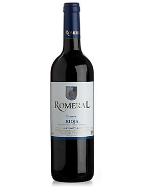 Romeral Rioja Crianza - Case of 6