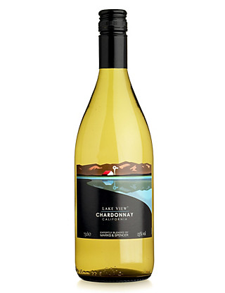 Clear Lake Californian Chardonnay - Case of 6 Wine