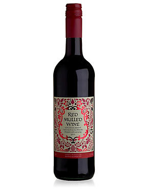 Aromatic Red Mulled Wine - Case of 6