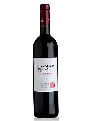 Santa Maria Del Cami Binissalem Mallorca Do - Case of 6 Wine