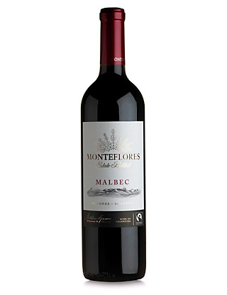 Fairtrade® Monteflores Reserve Malbec - Case of 6 Wine