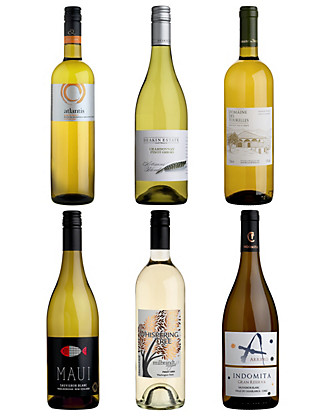 Eclectic Explorer Whites Mixed Dozen - Case of 12 Wine