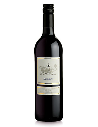 Belle Tour Merlot - Case of 6 Wine