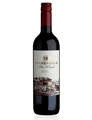 Piane de Sale Nero d'Avola - Case of 6 Wine