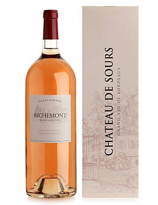 Château Richemont Rosé - Single Bottle Magnum Wine