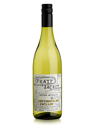 Straightjacket Sauvignon Semillon - Case of 6 Wine