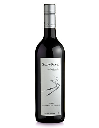 Snow Road Shiraz Cabernet - Case of 6 Wine