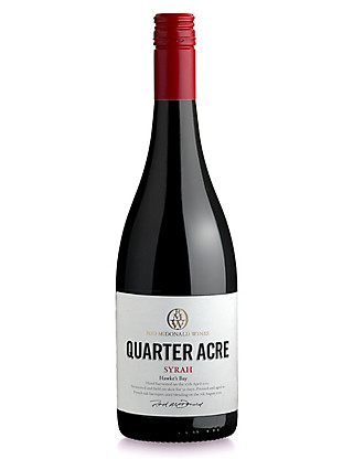 Quarter Acre Syrah - Case of 6 Wine