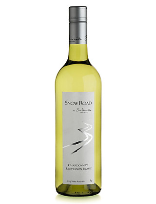 Snow Road Chardonnay Sauvignon Blanc - Case of 6 Wine