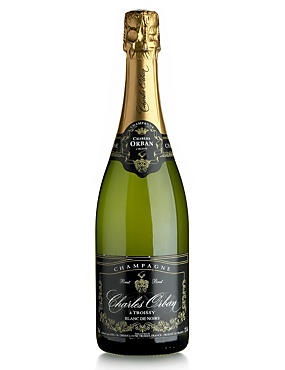 Charles Orban Blanc de Noirs NV Champagne - Case of 6