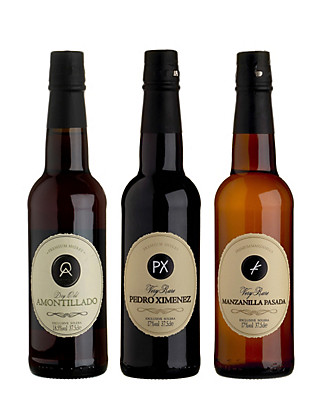 Medal Winning Sherry Selection - Case of 6 Wine