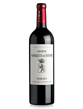 Chateau Marquis de Terme - Single Bottle Wine