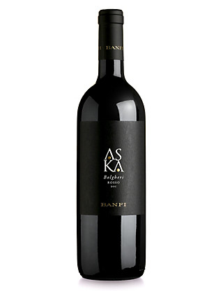 Banfi Aska Bolgheri - Case of 6 Wine
