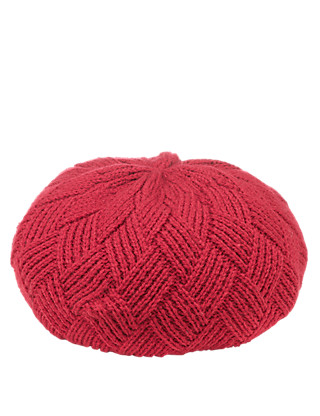 Cashmilon™ Beret Hat Clothing