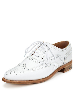 Best of British Leather Brogues Clothing