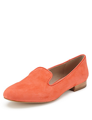 Stain Away™ Suede Albert Pumps with Insolia Flex® Clothing