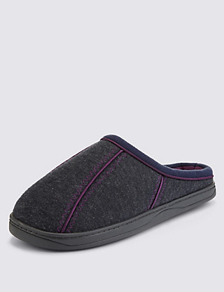 Sporty Mule Slippers Clothing