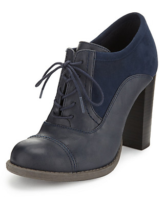 Lace Up Town Shoes with Insolia® Clothing