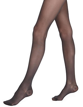 20 Denier Firm Support Sheer Tights