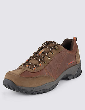 Leather Strom Walker Waterproof Boots