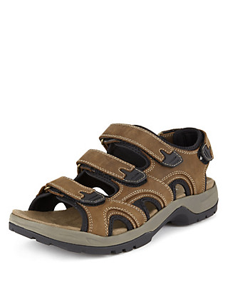 Riptape 3 Strap Sandals Clothing