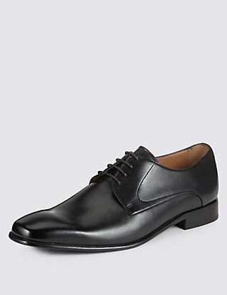 Leather Lace-up Shoes Clothing